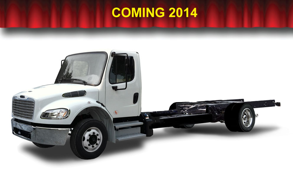 Dallas Smith Corp - low floor air-chassis